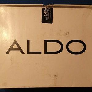 Aldo booties